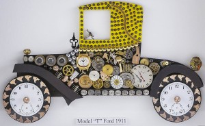 Model T 1911 (Yellow)
