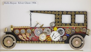 Silver Ghost 1906 (Black)